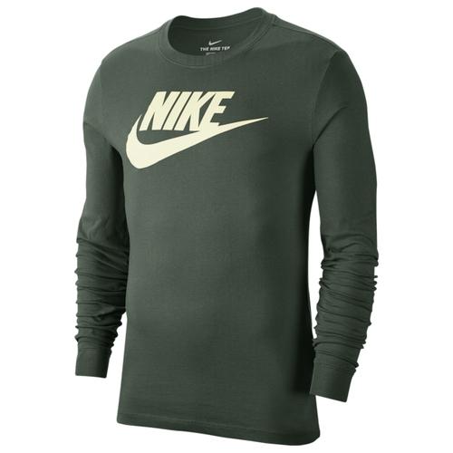 ナイキ NIKE アイコン スリーブ シャツ MENS メンズ ICON FUTURA LONG SLEEVE T トップス ファッション カットソー Tシャツ