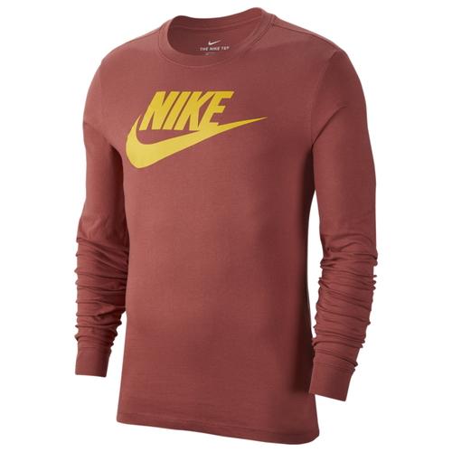 ナイキ NIKE アイコン スリーブ シャツ MENS メンズ ICON FUTURA LONG SLEEVE T トップス カットソー ファッション Tシャツ