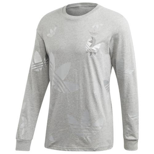 アディダス アディダスオリジナルス ADIDAS ORIGINALS オリジナルス テック L S 長袖 ロングスリーブ シャツ MENS メンズ SPACE TECH LS T トップス Tシャツ ファッション カットソー
