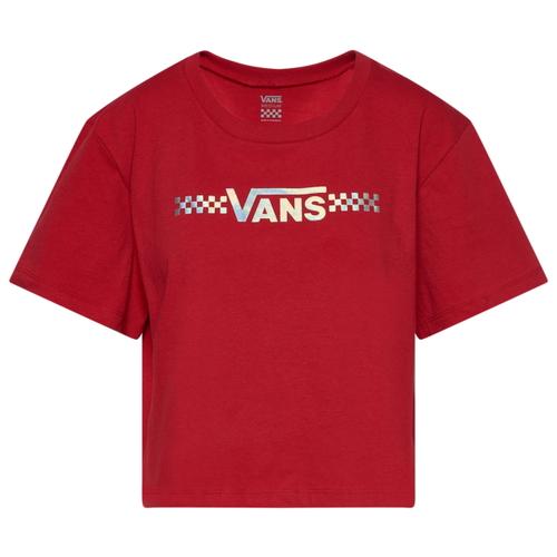 バンズ VANS クロップ シャツ WOMENS レディース SHINE IT BELL CROP T トップス レディースファッション カットソー Tシャツ 送料無料
