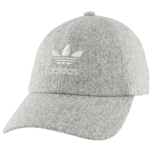 アディダス アディダスオリジナルス ADIDAS ORIGINALS オリジナルス WOMENS レディース RELAXED WOOL STRAPBACK HAT キャップ 帽子 レディースキャップ バッグ