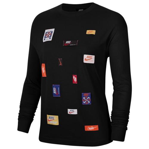 ナイキ NIKE スリーブ シャツ WOMENS レディース JDIY LONG SLEEVE T トップス カットソー レディースファッション Tシャツ