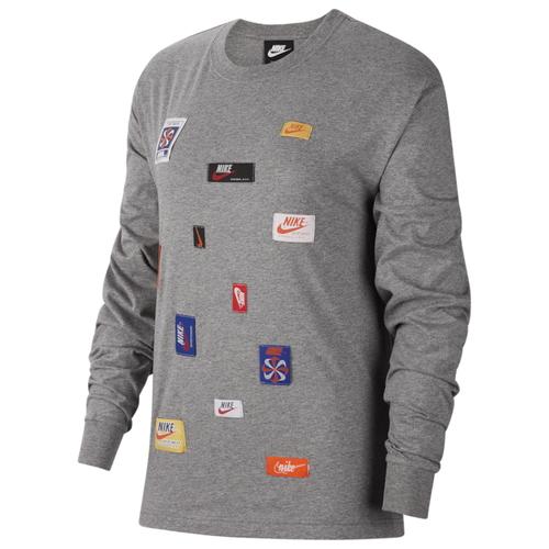 ナイキ NIKE スリーブ シャツ WOMENS レディース JDIY LONG SLEEVE T Tシャツ レディースファッション カットソー トップス