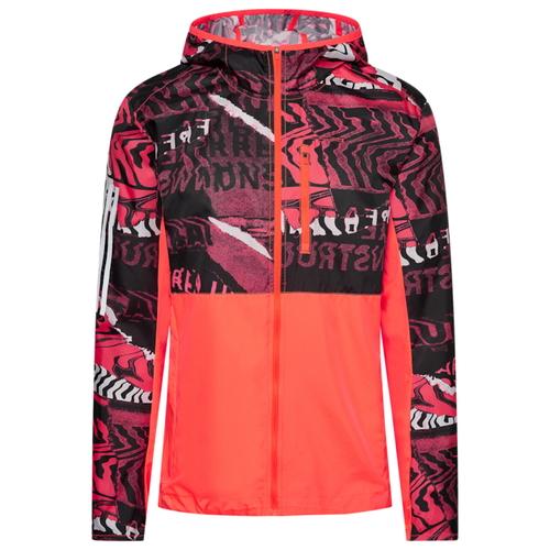 アディダス ADIDAS ラン グラフィック ジャケット MENS メンズ OWN THE RUN GRAPHIC JACKET ジョギング マラソン スポーツ アウトドア