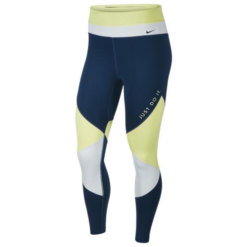 ナイキ NIKE 7 8 タイツ WOMENS レディース ONE 78 COLORBLOCK TIGHTS パンツ トレーニング スポーツ フィットネス アウトドア 送料無料
