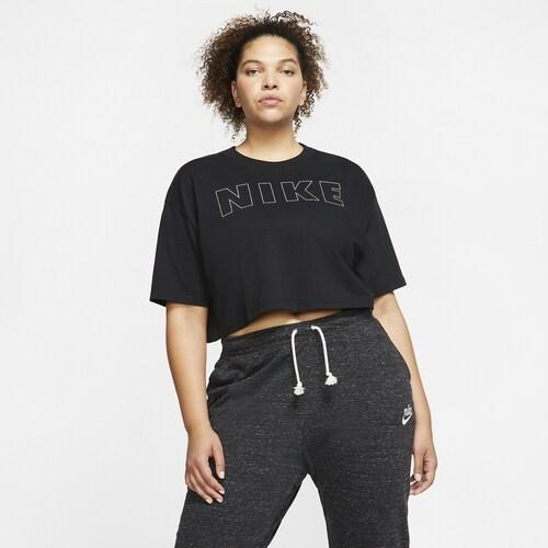 ナイキ NIKE エア クロップ シャツ WOMENS レディース PLUS SIZE AIR CROP T カットソー レディースファッション トップス Tシャツ 送料無料