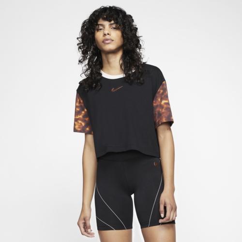 ナイキ NIKE クロップ シャツ WOMENS レディース TORTOISE CROP T Tシャツ レディースファッション カットソー トップス