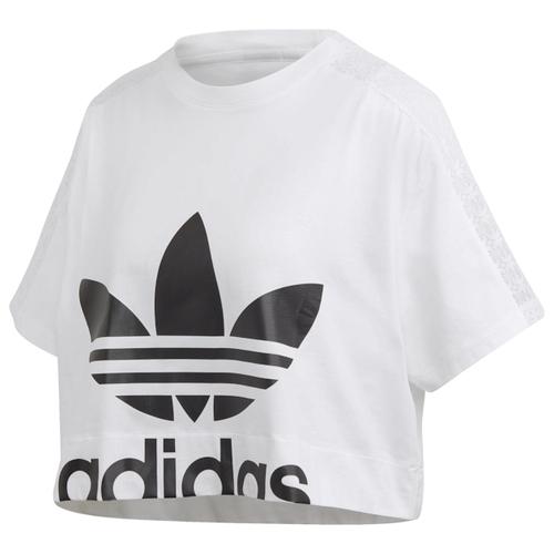アディダス アディダスオリジナルス ADIDAS ORIGINALS オリジナルス シャツ WOMENS レディース BELLISTA LACE T トップス レディースファッション カットソー Tシャツ 送料無料