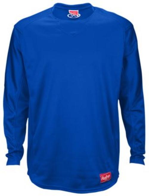 【海外限定】ローリングス フリース メンズ rawlings dugout fleece pullover