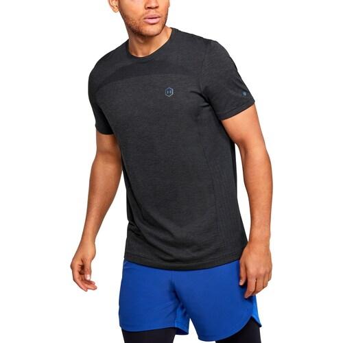 アンダーアーマー UNDER ARMOUR ラッシュ シャツ MENS メンズ RUSH SEAMLESS HG FITTED T トップス アウトドア トレーニング フィットネス スポーツ 送料無料
