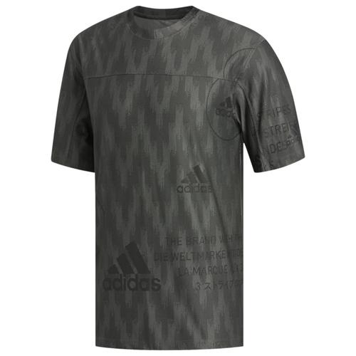 アディダス ADIDAS シティ ニット シャツ MENS メンズ CITY KNIT T アウトドア トップス スポーツ フィットネス トレーニング 送料無料