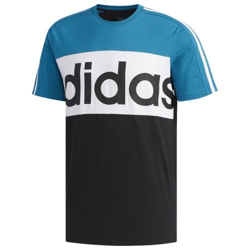 アディダス アディダスアスレチックス ADIDAS ATHLETICS S 半袖 シャツ MENS メンズ ESSENTIAL COLORBLOCK SS T ファッション Tシャツ カットソー トップス