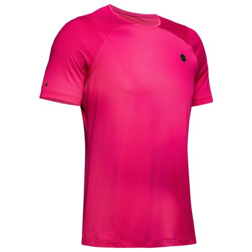 アンダーアーマー UNDER ARMOUR ラッシュ シャツ MENS メンズ RUSH FITTED T アウトドア フィットネス スポーツ トップス トレーニング 送料無料