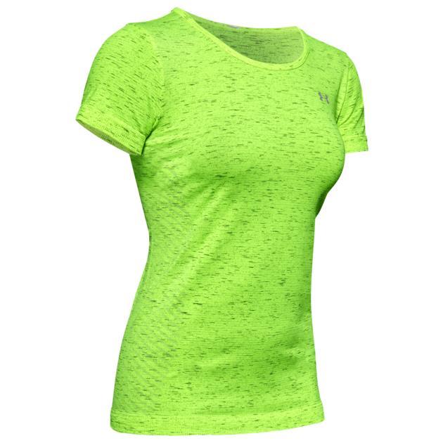 アンダーアーマー UNDER ARMOUR シャツ WOMENS レディース SEAMLESS T トレーニング フィットネス アウトドア トップス スポーツ 送料無料