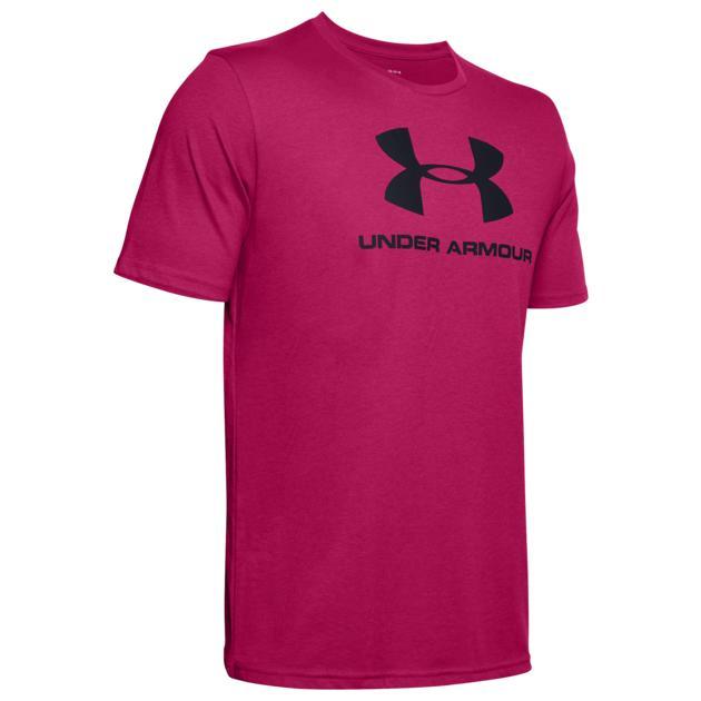 アンダーアーマー UNDER ARMOUR ロゴ シャツ MENS メンズ SPORTSTYLE LOGO T Tシャツ トップス ファッション カットソー