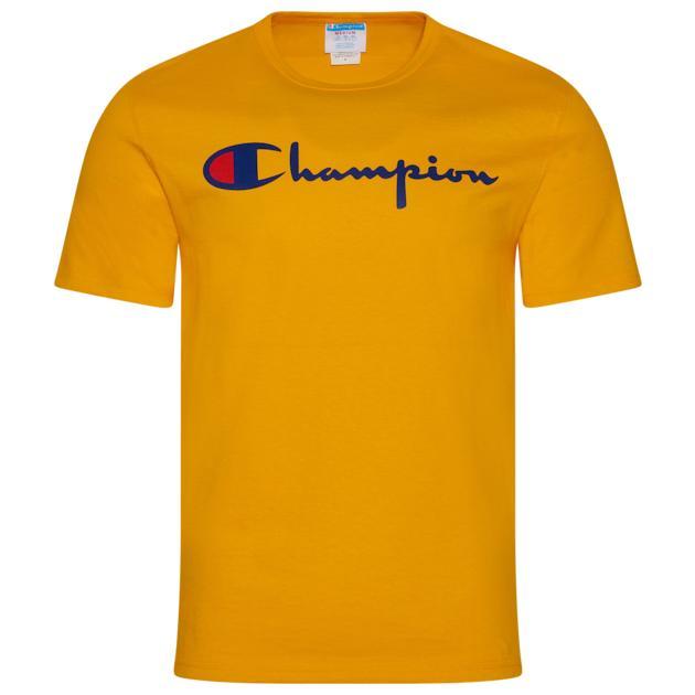 チャンピオン CHAMPION スクリプト シャツ MENS メンズ SCRIPT PRINTED T Tシャツ カットソー ファッション トップス