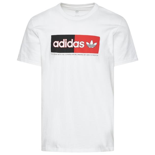アディダス アディダスオリジナルス ADIDAS ORIGINALS オリジナルス ロゴ シャツ MENS メンズ SPLIT LOGO NMD T カットソー Tシャツ トップス ファッション