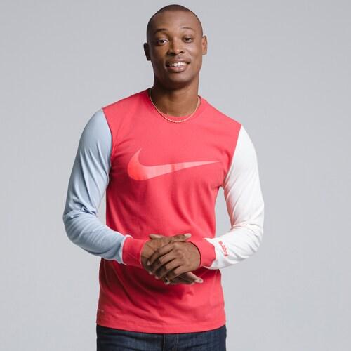 ナイキ NIKE レブロン スリーブ シャツ MENS メンズ LEBRON 17 LONG SLEEVE T Tシャツ ファッション カットソー トップス