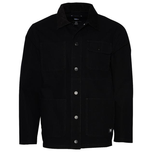 バンズ VANS ジャケット MENS メンズ DRILL CHORE JACKET ファッション コート 送料無料