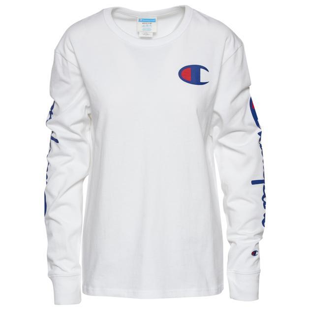 チャンピオン CHAMPION シャツ WOMENS レディース BOYFRIEND T レディースファッション Tシャツ トップス カットソー 送料無料