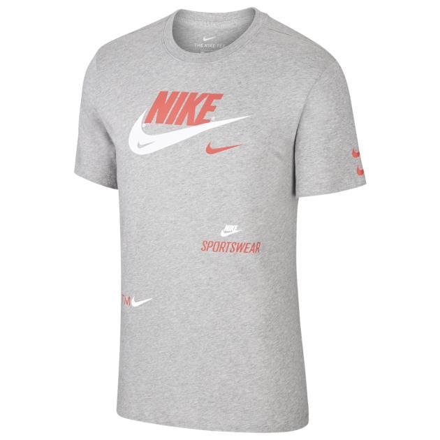 ナイキ NIKE ロゴ シャツ MENS メンズ GFX TRI LOGO T トップス カットソー ファッション Tシャツ 送料無料