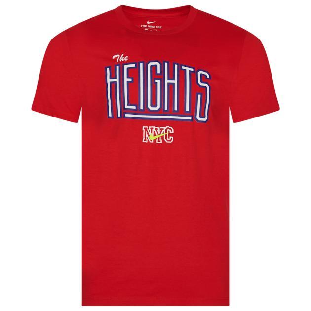 ナイキ NIKE スリーブ シャツ MENS メンズ THE HEIGHTS SHORT SLEEVE T トップス Tシャツ ファッション カットソー