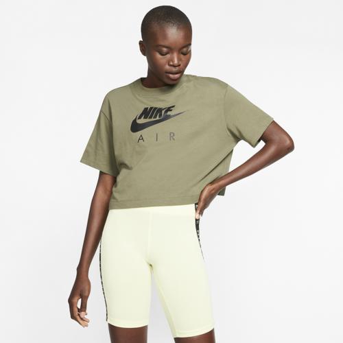 ナイキ NIKE エア スリーブ WOMENS レディース AIR SHORT SLEEVE TOP トップス カットソー Tシャツ レディースファッション