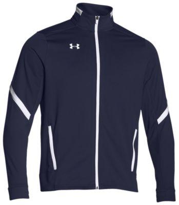 【海外限定】under armour アンダーアーマー team チーム qualifier warmup ウォームアップ jacket ジャケット メンズ メンズジャージ スポーツウェア スポーツ