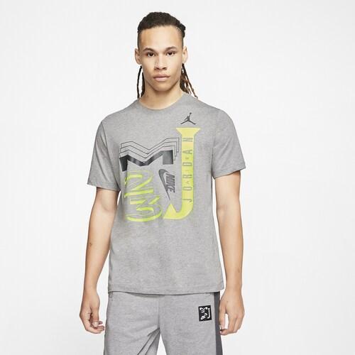 ナイキ ジョーダン JORDAN シャツ MENS メンズ SPORT DNA HBR T スポーツ アウトドア プラクティスシャツ バスケットボール 送料無料