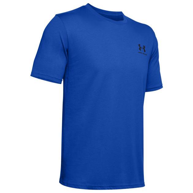 アンダーアーマー UNDER ARMOUR シャツ MENS メンズ SPORTSTYLE LEFT CHEST T トップス Tシャツ カットソー ファッション