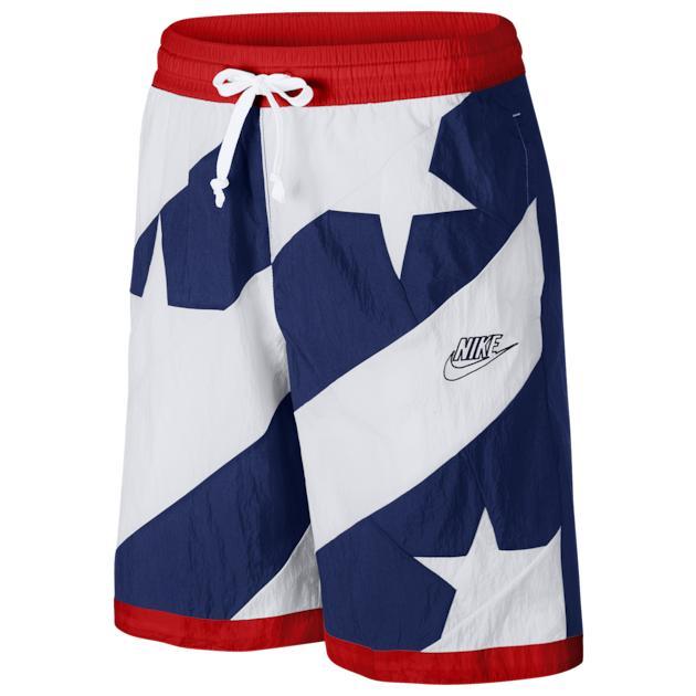 スポーツブランド おすすめ 正規逆輸入品 メンズ バスケットボール ナイキ NIKE ショーツ ハーフパンツ 送料無料 アウトドア スポーツ MENS SHORTS THROWBACK STARS