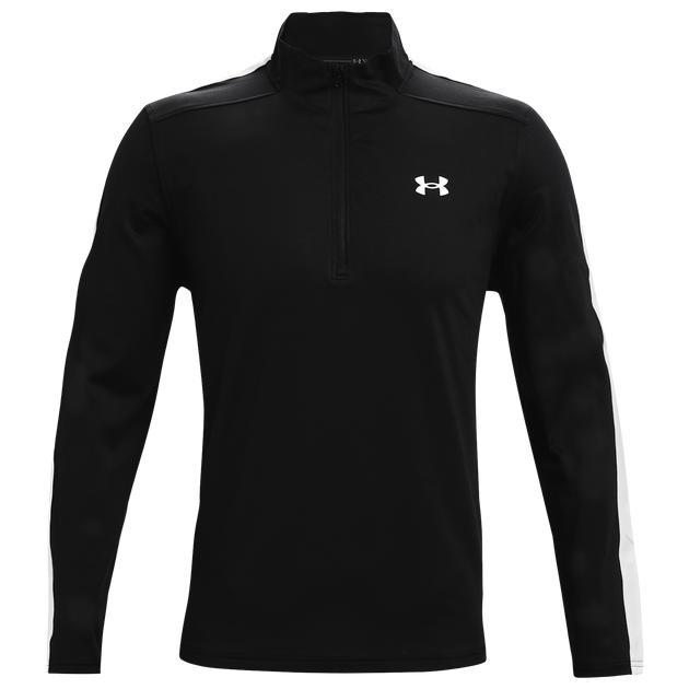 スポーツブランド メンズ ゴルフ アンダーアーマー UNDER ARMOUR ゴルフ 1 2 MENS メンズ STORM MIDLAYER GOLF 12 ZIP ポロシャツ シャツ アウトドア スポーツ 送料無料