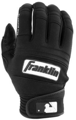 【海外限定】franklin cold weather pro batting gloves フランクリン プロ バッティング メンズ