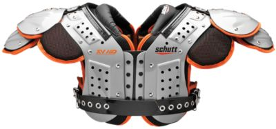 【海外限定】シャット lb fb te men's メンズ schutt xv hd all purpose lbfbte shoulder pad mens