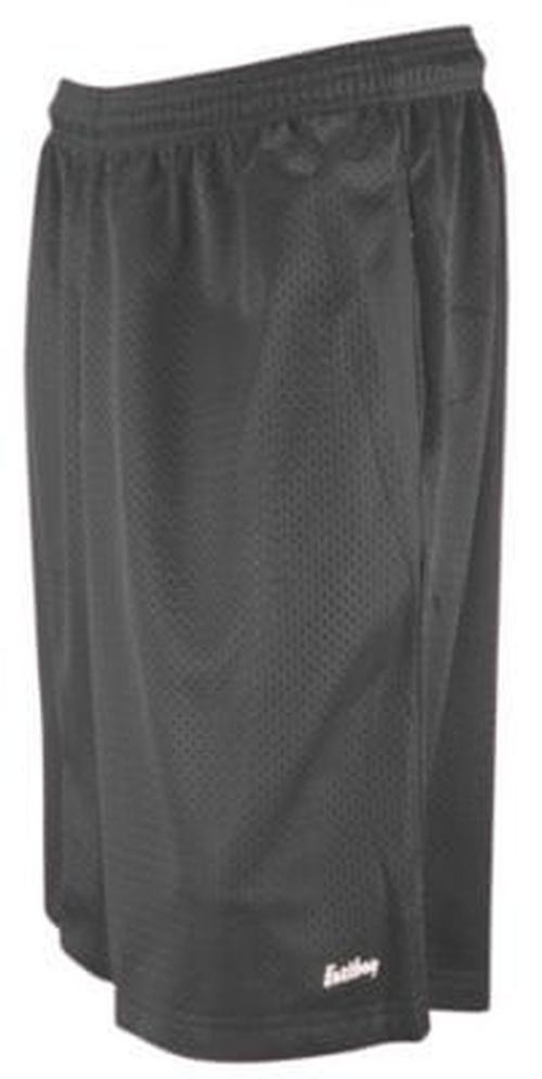 Eastbay 11 Basic Mesh Short ショーツ ハーフパンツ with Pockets - Mens メンズ チャコール