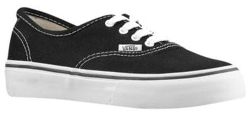 【海外限定】【マラソンセール】vans バンズ authentic オーセンティック 男の子用 (小学生 中学生) 子供用 男の子 女の子 靴 スニーカー マタニティ キッズ ベビー