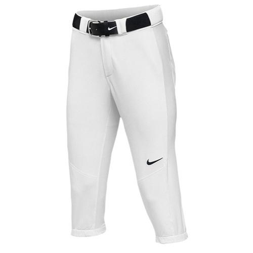 【海外限定】ナイキ チーム プロ 3 4 レディース nike team vapor pro 34 pants パンツ スポーツ