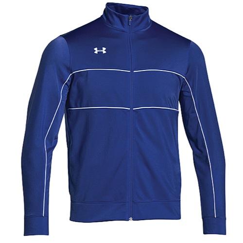 【海外限定】under armour team rival knit warmup jacket アンダーアーマー チーム ライバル ニット ウォームアップ ジャケット メンズ