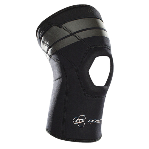 【海外限定】ドンジョイパフォーマンス donjoy performance パフォーマンス スリーブ proform 4mm open patella knee sleeve