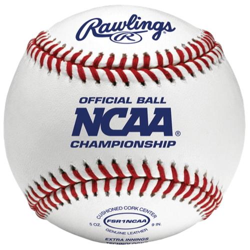 ローリングス メンズ rawlings official ncaa flat seam baseballs 野球 ソフトボール スポーツ 設備 備品 アウトドア