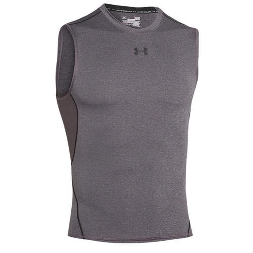アンダーアーマー コンプレッション s l ノースリーブ スリーブレス men's メンズ under armour heatgear compression sl shirt mens