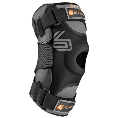【海外限定】shock ショック doctor ドクター ultra ウルトラ knee support with hinges メンズ