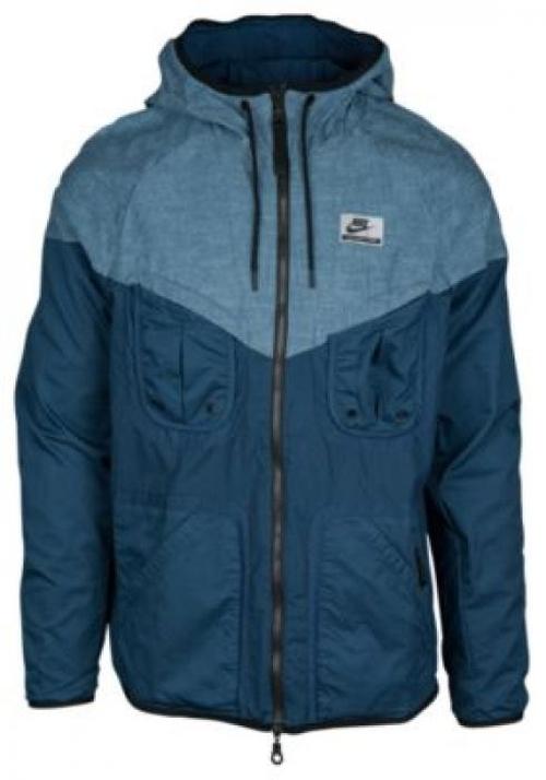 【あす楽商品】Nike Nike ナイキ International Windrunner Windrunner ウィンドランナー Jacket Jacket ジャケット - Mens メンズ Squadron Blue 青・ブルー