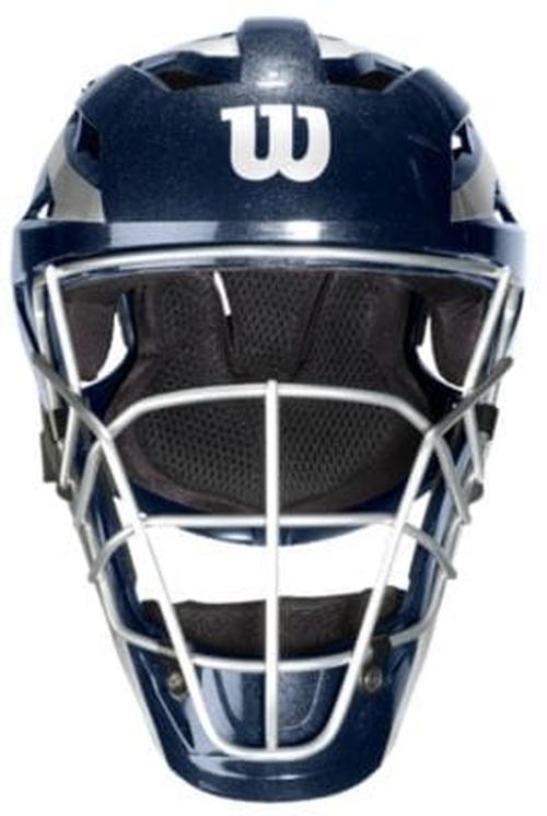 【海外限定】ウィルソン プロ ヘルメット wilson pro stock catchers helmet adult