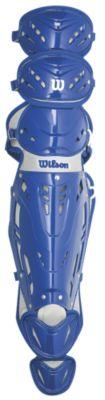 【海外限定】ウィルソン プロ wilson pro stock leg guards adult 備品