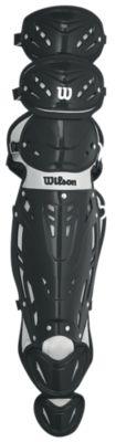 【海外限定】ウィルソン プロ wilson pro stock leg guards adult スポーツ 設備 野球 アウトドア 備品 ソフトボール