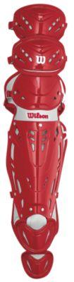 【海外限定】wilson ウィルソン pro プロ stock leg guards adult