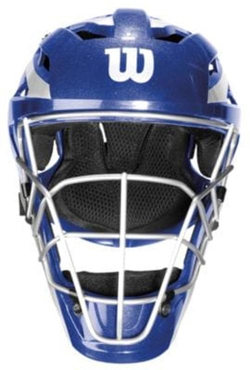 wilson pro stock catchers helmet adult ウィルソン プロ ヘルメット ソフトボール アウトドア キャッチャー防具 野球 スポーツ