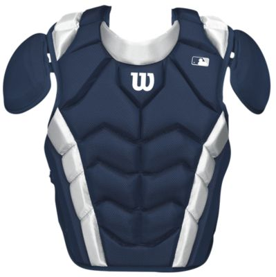 【海外限定】ウィルソン プロ tector wilson pro stock chest protector adult