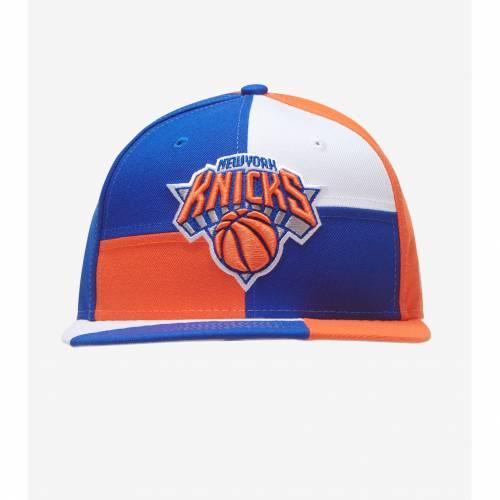 ニューエラ NEW ERA ニックス チーム スナップバック バッグ キッズ ベビー マタニティ キャップ 帽子 メンズ 【 Knicks Team Patched Snapback 】 Multi